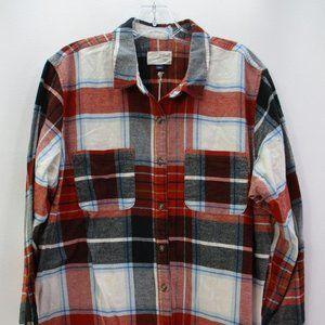 Universal Thread Flannel Large #F1-164